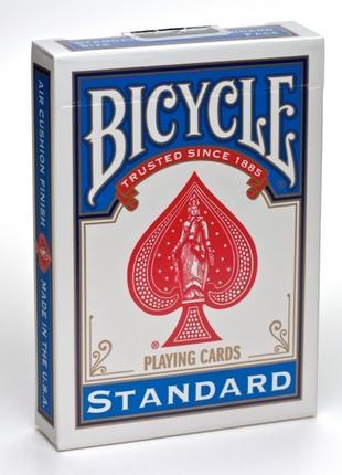 Карты Bicycle Standard Index Red/Blue