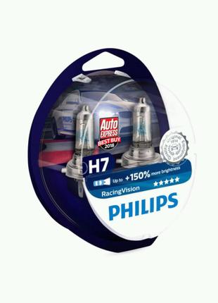 Лампа галогенная PHILIPS Н7