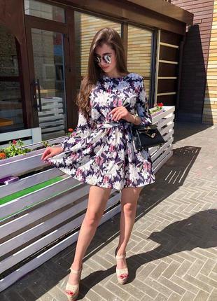 ❤ женское платье выше колена ❤