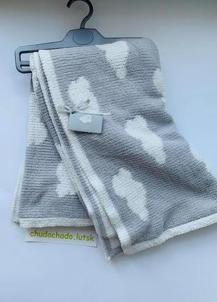 Плед одеялко для новорожденных  (двосторонний)