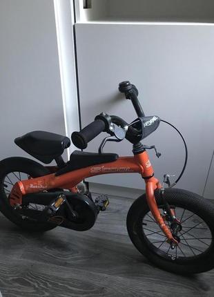 Детский велосипед трансформер беговел