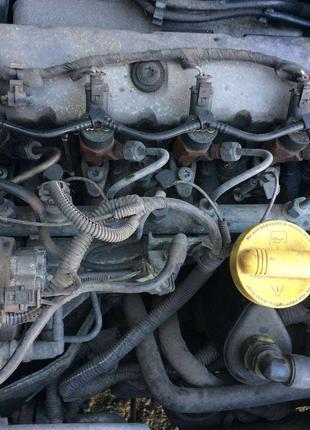 Б/у двигатель для Renault Laguna II 1.9d, Рено Лагуна 2,