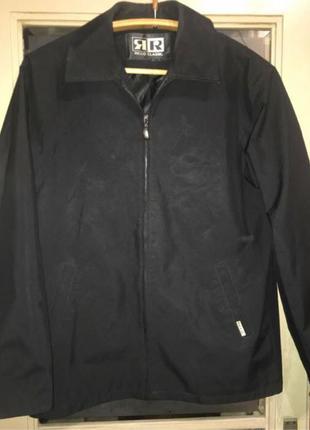 Легкая куртка классическая