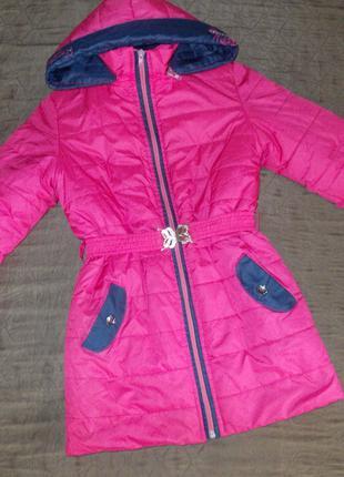 Куртка 122-128р