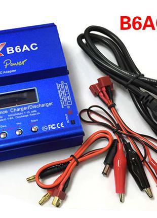 Универсальное зарядное устройство iMAX B6AC 80 Вт Универсальное