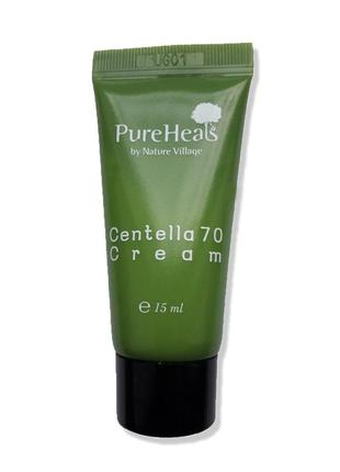 Крем для проблемной кожи с акне pureheals миниатюра люкс недор...