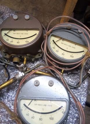 Продам термометры ТКП-160 М2, ТКП-160 М1 0-120 град.
