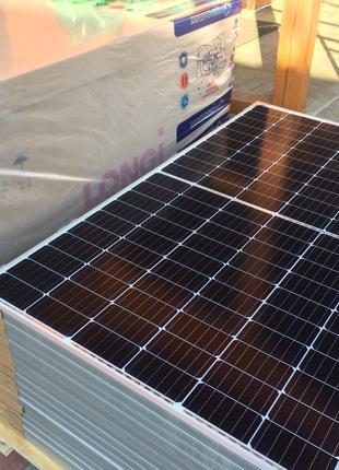 Солнечная батарея ( Сонячна панель) LONGi Solar, 360 Вт, 435 Вт