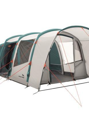 Палатка пятиместная с надувным каркасом Easy Camp Match Air 500