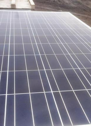 Солнечная панель Сонячна Батарея SHARP 245w 250w 128W