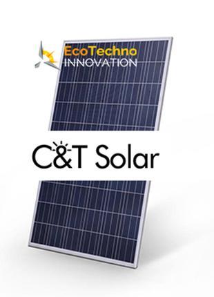 Солнечная батарея (панель) C&T Solar, 320 Вт