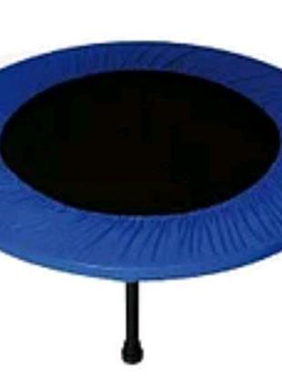 Батут спортивный детский складной диаметр 102 см
