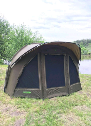 Палатка карповая с внутренней капсулой Carp Pro Diamond Dome 2men