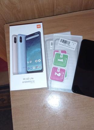 Xiaomi Redmi A2+ 2 защитных стекла