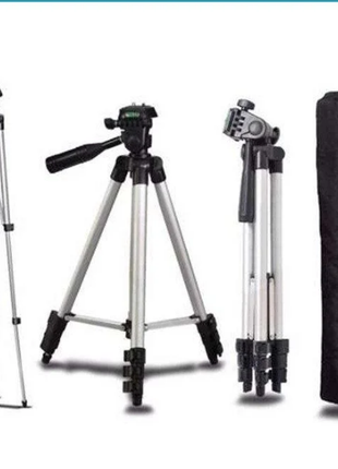 Штатив для камеры и телефона (трипод)