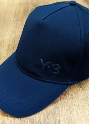 Бейсболка adidas y-3 yohji yamamoto оригинал