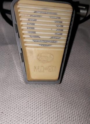 Микрофон АКТАВА. МД 201.СССР.