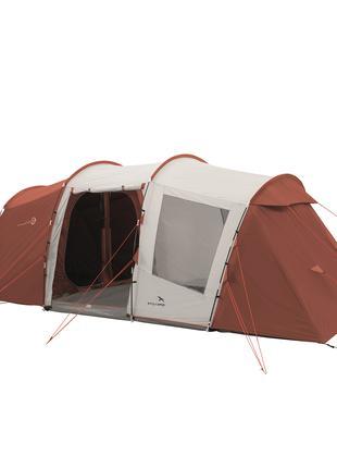 Палатка кемпинговая шестиместная Easy Camp Huntsville Twin 600