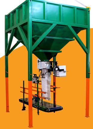Оборудование для фасовки в мешки (10-50 кг)