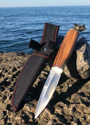 Охотничий нож «Носорог»