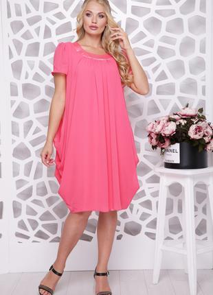 Платье большого размера, 50-58