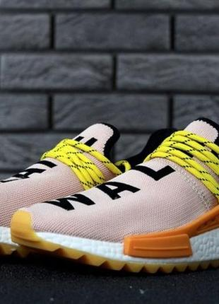 Мужские кроссовки adidas x pharrell williams human race nmd.
