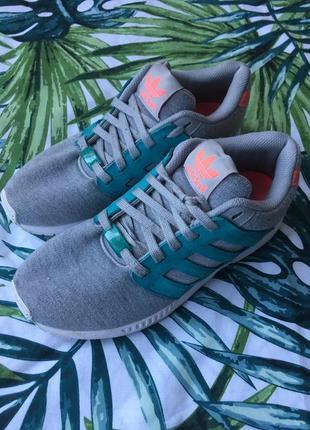 Кроссовки adidas zx flux 2.0🖤