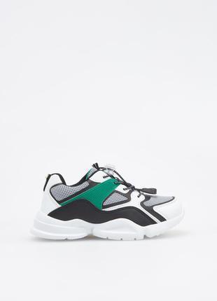 Яркие легкие кроссовки reserved размер 29, 30, 31