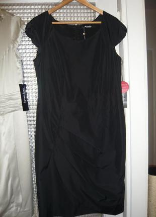 Новое черное платье betty barclay размер наш 48-50