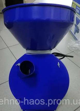 Зернодробилка Млин-Ок/Кормоизмельчитель Млин-3ЧБ Гарантия 3 года.
