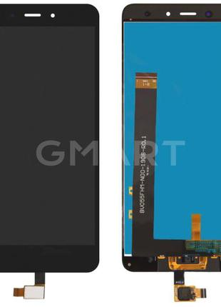 Xiaomi Redmi Note 4 Модуль Дисплея Оригинал Черный