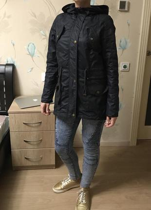 Водоотталкивающий плащик, куртка-ветровка atmospere