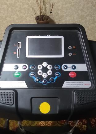 Беговая дорожка электрическая G-Runner 420 + Массажер