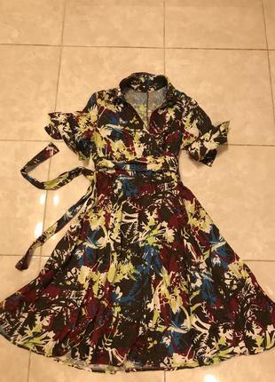 Платье,платье-халат