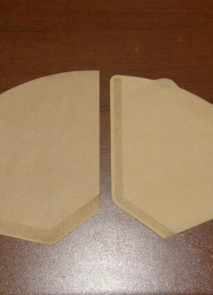 Фильтры для кофе в коробке, размер № 4, 200 шт(2 упаковки по 100)