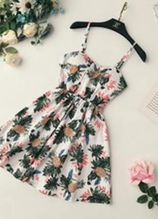 Невероятно--милое пышное летнее платье