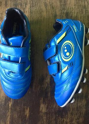 Обувь для футбола бутсы копы сороконожки размер 31