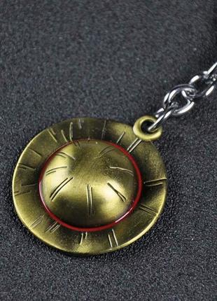 "Брелок металлический ""One Piece"" (для сумки, рюкзака, ключей)"
