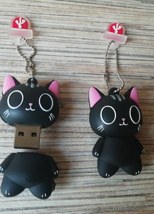 Флешка USB Кот 32 Гб