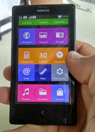 Смартфон Nokia X телефон