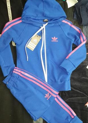 Классные спортивные костюмы для девочек и мальчиков