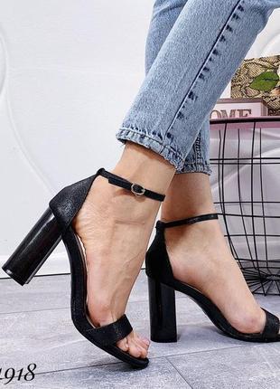 Босоножки на каблуке, босоножки каблук, босоніжки на каблуку 3...