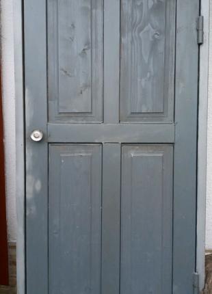 Двері залізні