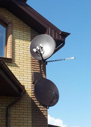 Установка спутниковых антенн под ключ