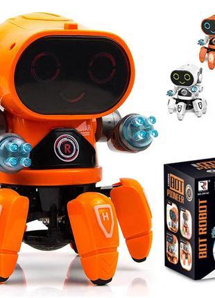 Интерактивный робот Robot Bot Pioneer интерактивный робот игрушка