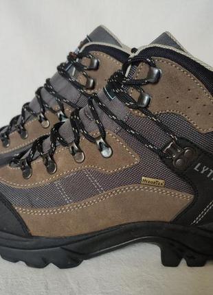 Треккинговые ботинки lytos. 41