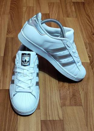 Кроссовки adidas originals superstar (25,5 см)