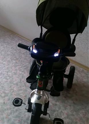 Детский велосипед трёхколёсный Best Trike