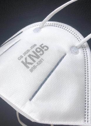 Респиратор ffp2 KN95