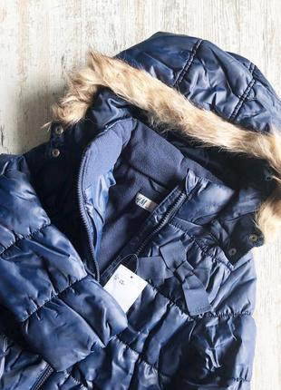 Куртка h&m 116 размер
